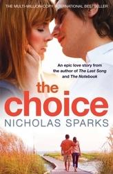 The Choice. Bis zum letzten Tag, englische Ausgabe