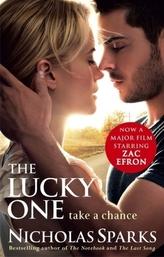 The Lucky One, Film Tie-In. Für immer der Deine, englische Ausgabe