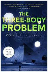 The Three-body Problem. Die drei Sonnen, englische Ausgabe