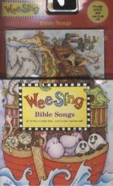 Wee Sing - Bible Songs, w. Audio-CD