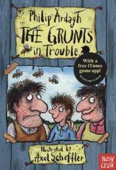 The Grunts In Trouble. Familie Grunz hat Ärger, englische Ausgabe