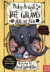 The Grunts all at Sea. Familie Grunz gerät ins Schwimmen, englische Ausgabe