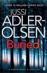 Buried. Erwartung, englische Ausgabe