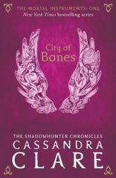City of Bones. Chroniken der Unterwelt - City of Bones, englische Ausgabe