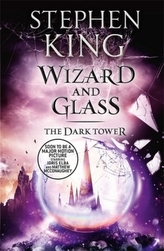 Wizard and Glass. Glas, englische Ausgabe