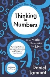 Thinking In Numbers. Die Poesie der Primzahlen, englische Ausgabe