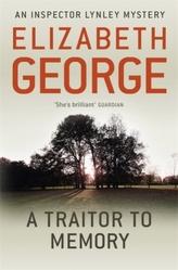 A Traitor to Memory. Nie sollst du vergessen, englische Ausgabe