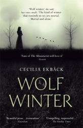 Wolf Winter. Schwarzer Winter, englische Ausgabe