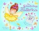 Die Schmetterlingsballerina, m. Schmetterlingsarmband