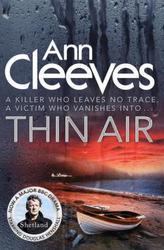 Thin Air. Das Geistermädchen, englische Ausgabe