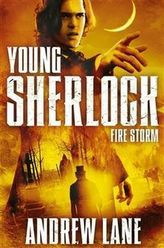 Young Sherlock Holmes - Fire Storm. Young Sherlock Holmes - Nur der Tod ist umsonst, englische Ausgabe