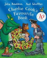 Charlie Cook's Favourite Book, w. 2 Audio-CDs (10th Anniversary Edition)