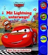Cars - Mit Lightning unterwegs!, m. Tonmodulen