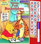 Disney Winnie Puh - Buchstaben, m. Tonmodul u. Stift