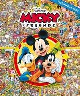 Micky & Freunde - Verrückte Such-Bilder