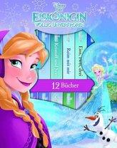 Die Eiskönigin - Völlig unverfroren, 12 Bücher
