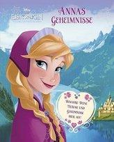 Disney Die Eiskönigin - Völlig unverfroren: Annas Geheimnisse