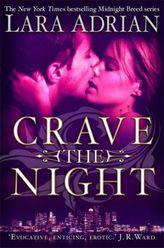 Crave the Night. Kriegerin der Schatten, englische Ausgabe