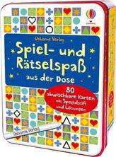 Spiel- und Rätselspaß aus der Dose (Kinderspiel)