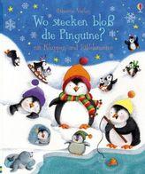 Wo stecken bloß die Pinguine?