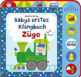 Babys erstes Klangbuch: Züge, m. Tonmodulen