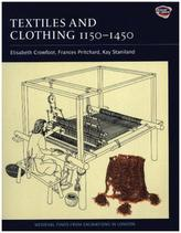 Textiles and Clothing, 1150-1450