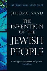 The Invention of the Jewish People. Die Erfindung des jüdischen Volkes, englische Ausgabe