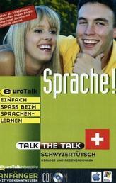 Talk The Talk Schwyzertütsch, CD-ROM