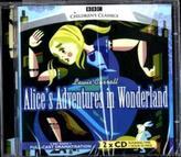 Alice's Adventures in Wonderland, 2 Audio-CDs. Alice im Wunderland, 2 Audio-CDs, engl. Version