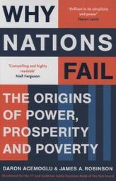 Why Nations Fail. Warum Nationen scheitern, englische Ausgabe