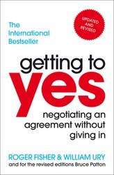Getting to yes. Das Harvard-Konzept, englische Ausgabe