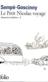 Le Petit Nicolas voyage. Der kleine Nick auf Reisen, Französische Ausgabe