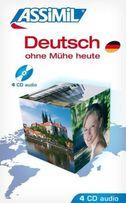 Assimil Deutsch ohne Mühe heute, 4 Audio-CDs