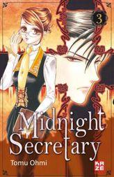 Midnight Secretary. Bd.3