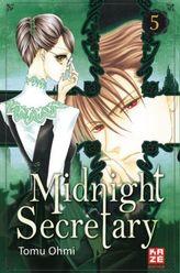 Midnight Secretary. Bd.5