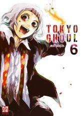 Tokyo Ghoul. Bd.6