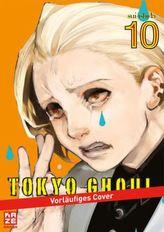 Tokyo Ghoul. Bd.10
