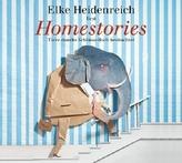 Homestories, 1 Audio-CD