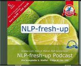 NLP-fresh-up Podcast, Audio-CD. 5. Staffel
