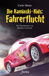 Die Kaminski-Kids - Fahrerflucht