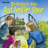 Die Kaminski-Kids - Auf heißer Spur, Audio-CD
