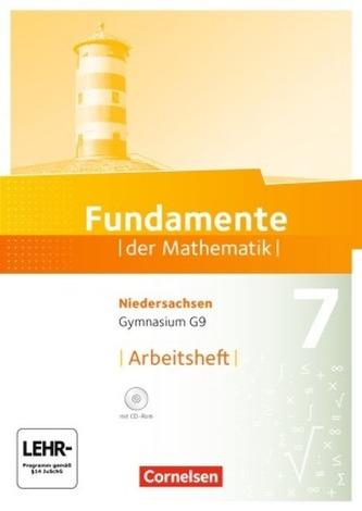 7. Schuljahr, Arbeitsheft, m. CD-ROM