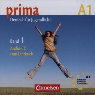 Audio-CD zum Lehrbuch