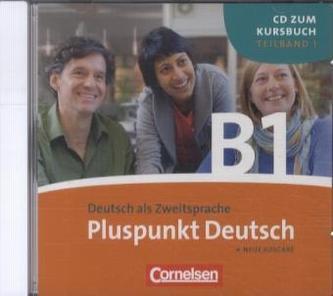 1 Audio-CD zum Kursbuch (Lektion 1-6)