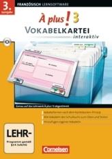 Vokabelkartei interaktiv, CD-ROM