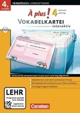 Vokabelkartei interaktiv (cycle long und cycle court), CD-ROM