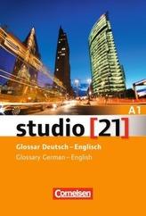Glossar Deutsch-Englisch, Glossary German-English, Gesamtband