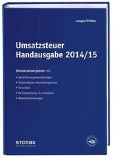 Umsatzsteuer Handausgabe 2014/15