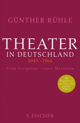 Theater in Deutschland 1945-1966