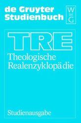 Theologische Realenzyklopädie, 36 Bde.. Tl.1-3